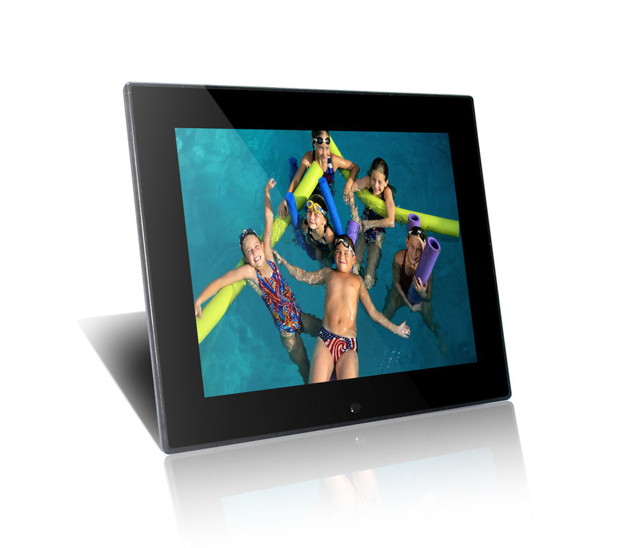 1GB - 16GB 8 Inch Personalised Wedding LCD Photo Frames With 800*600 Resolution