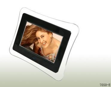 Funky Outdoor High Resolution Digital Picture Frame With Basic Function 2500cd/m2